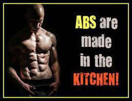 abs - A banner picture of a man with abs.